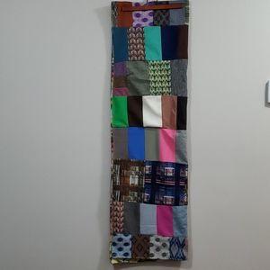 Vintage Quilt Patchwork Handmade Boho